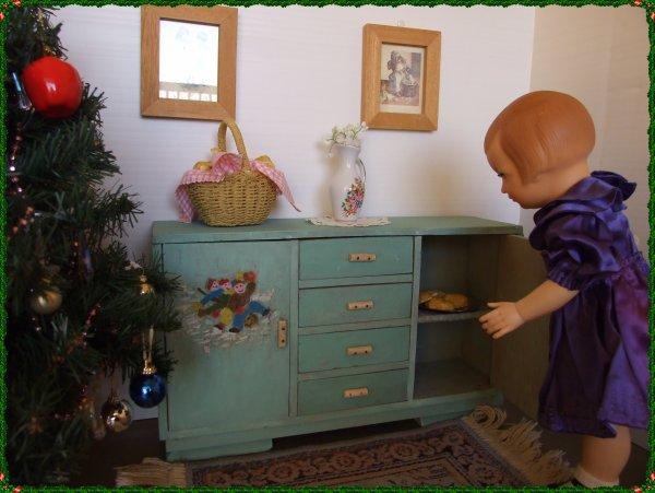 Des nouvelles du petit meuble..