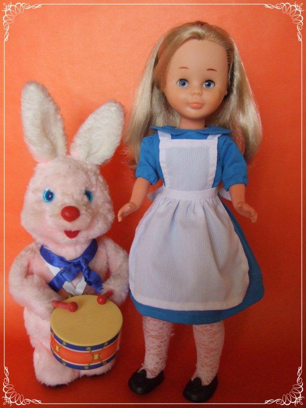 Alice...non Nancy!