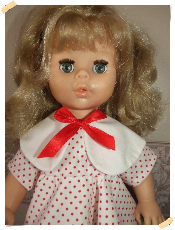Une nouvelle robe pour Kattie..