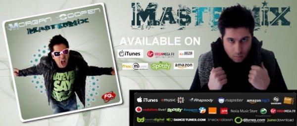 L'ALBUM MASTERMIX EST DISPONIBLE SUR TOUTES LES PATEFORMES DE TELECHARGEMENT !!