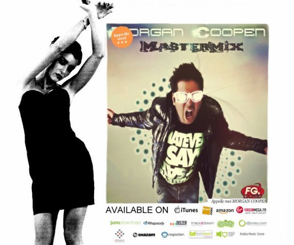 MASTERMIX AVAILABLE ON .....