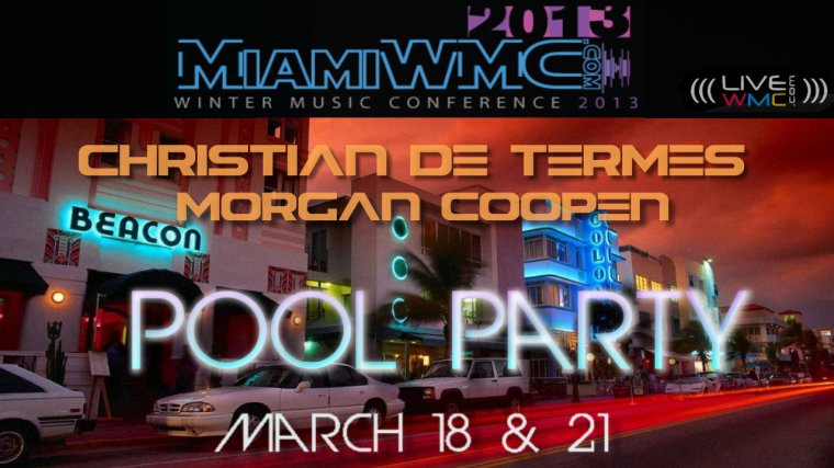 WINTER MUSIC CONFERENCE @MIAMI