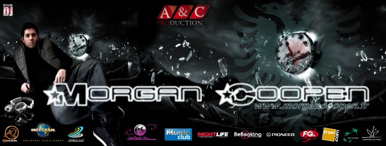 Click,Like la nouvelle page officielle de Morgan Coopen !!