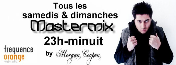 MORGAN COOPEN SUR FREQUENCE ORANGE