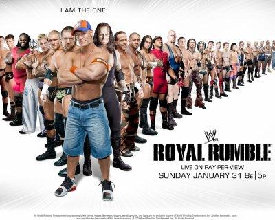 Royal Rumble n° 3
