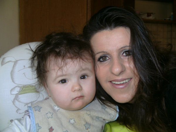 Ma fille d'amour et moi
