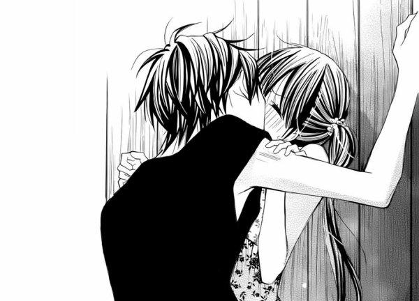 Manga : crayon days.....