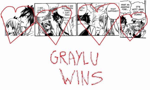 je suis une vraie fan du greylu................ sorry!!!!!!!! ^^   ^^