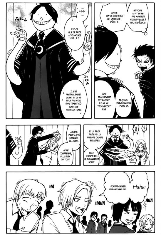 ansatsu kyoushitsu  /  assassination classroom