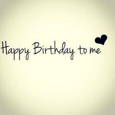 ~Mon anniversaire.~