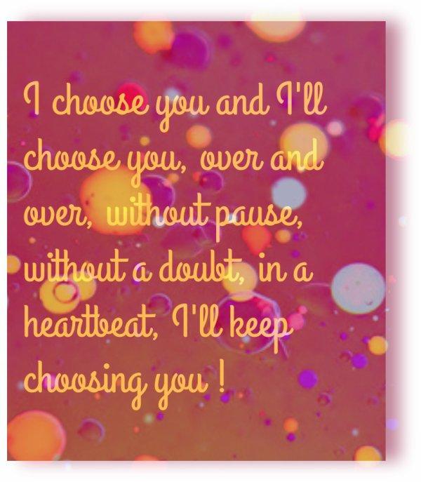 My Love *-*
