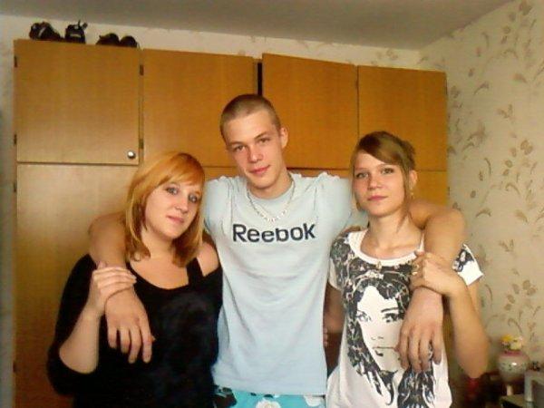 3 de mes enfants