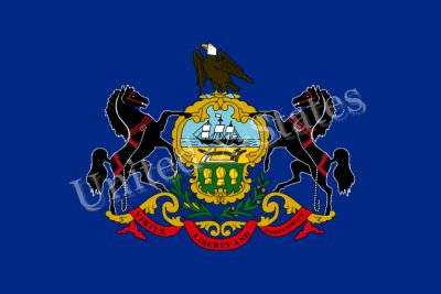 ...La Pennsylvanie .. ...