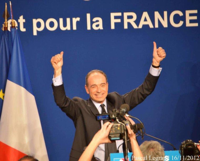 Jean-François Copé président de l'UMP !