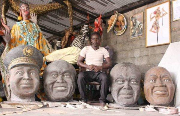 L'art Ivoirien de chez moi