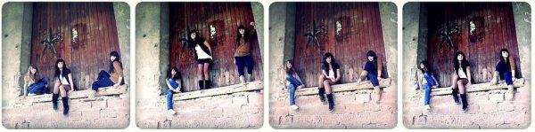 * L'amitiée défie tout. ♥