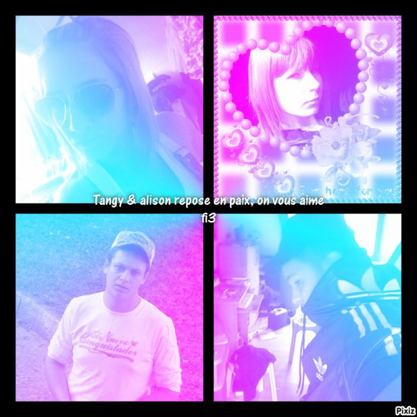 Tanguy & Alison & Raphael & mooi