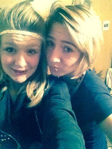 la soeur  &moi <3