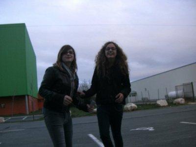 Cecile &² Moi :)