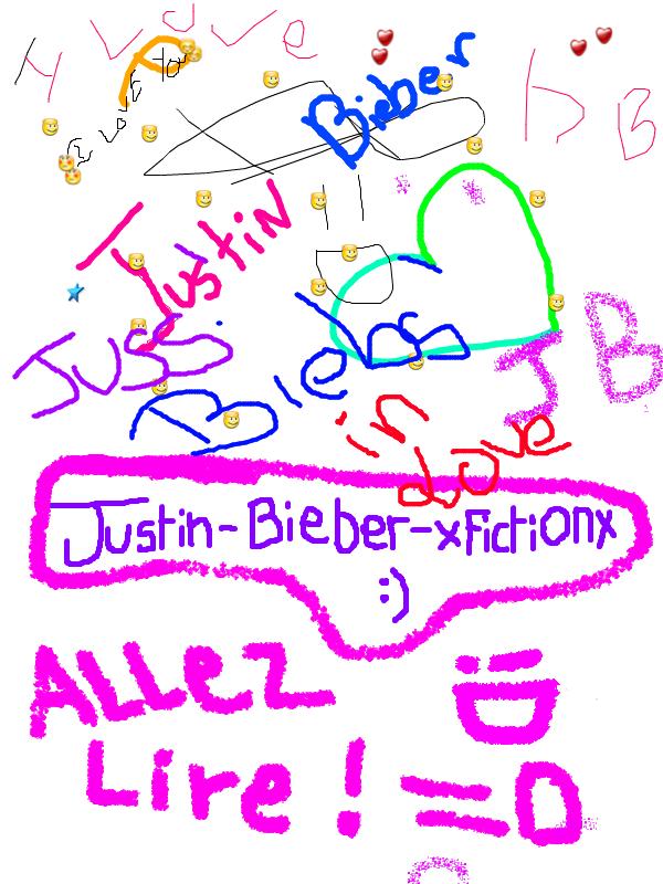 Toi aussi lâche ta dédicace sur le mur de Fiiction-About-Justin-B !