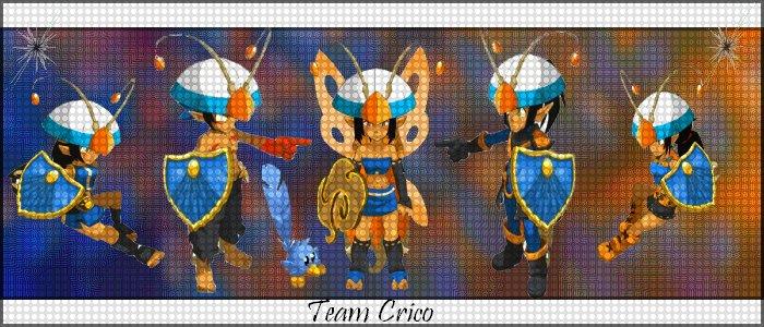 Team Crico du serveur Maimane