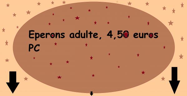 Eperons adulte