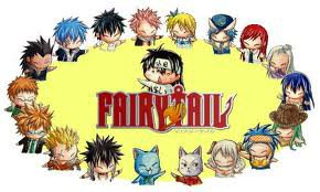 Attention Fairy Tail peux devenir une vraie drogue xP'