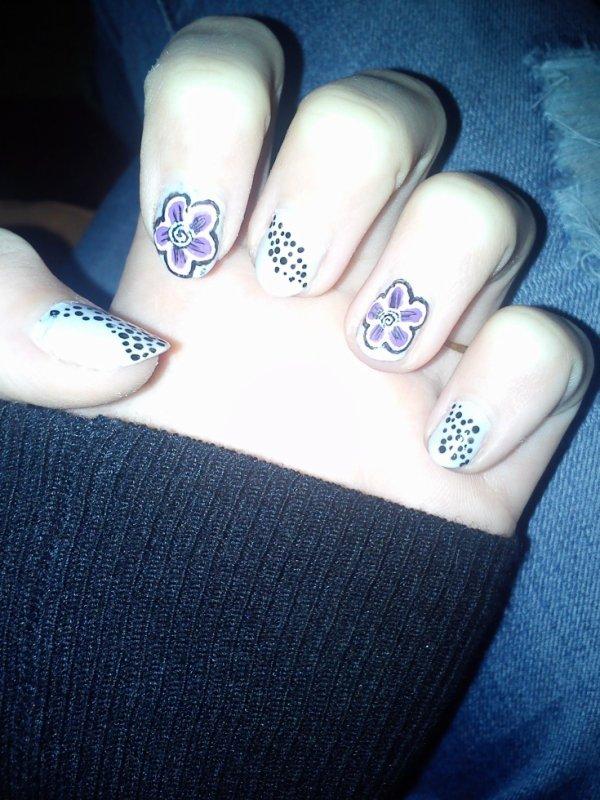 Nail art'