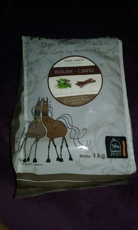 Mes achats a la fête du cheval