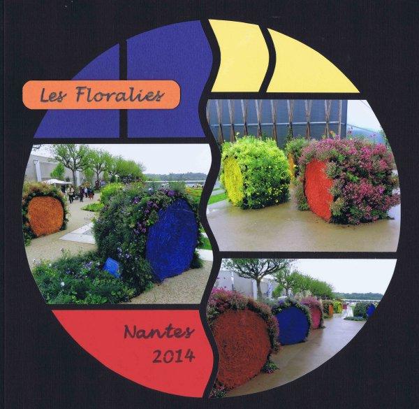 les floralies 2014