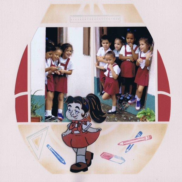 Cuba: les écoliers