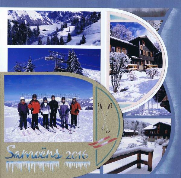 Ski à Samoëns