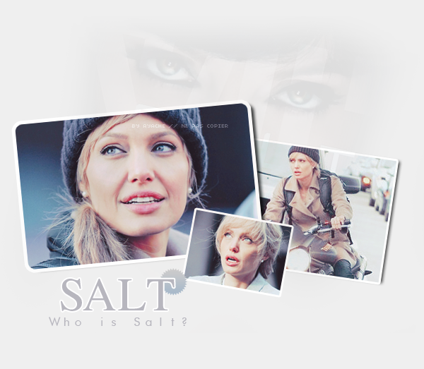 | Who is Salt? |