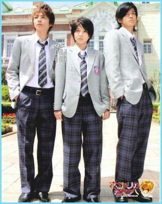 Hanazakari No Kimitachi E  12 Episodes + 1 SP Genre :    Drama Japonais