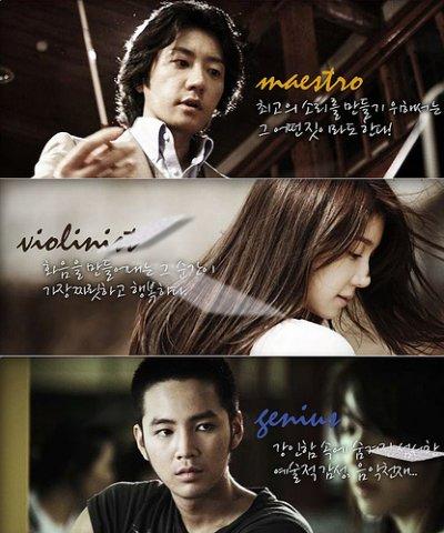 Beethoven Virus  18 Episodes + 1 SP Genre :    Drama Coréen