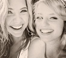 Lily & Julia.