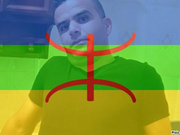 fier d'être kabyle