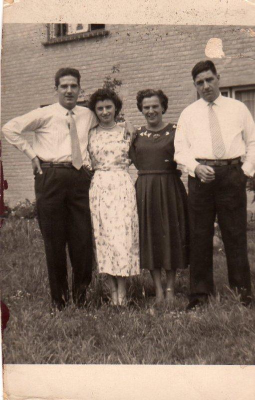 le temps passe trop viteavec mes parents (1957)