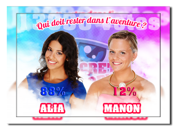 Nomination 3 : Alia ou Manon ?