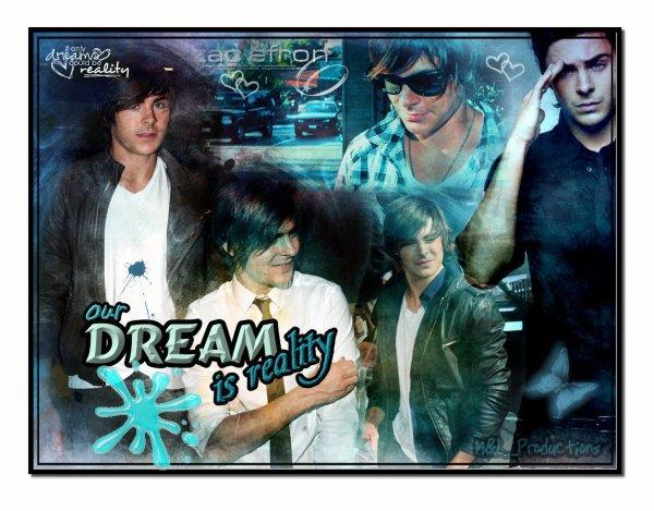 BLOG-STORY • Our-Dream-Is-Reality  « La véritable intimité est celle qui permet de rêver ensemble avec des rêves différents. »  -
