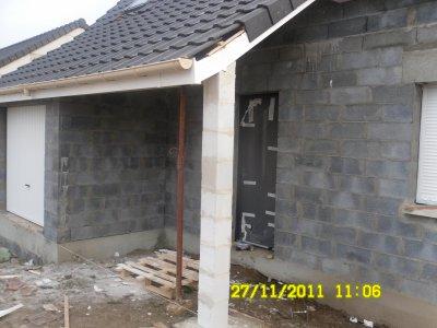 habillage poteau beton el ment de pilier b ton d coratif x x cm leroy merlin habillage poteau. Black Bedroom Furniture Sets. Home Design Ideas