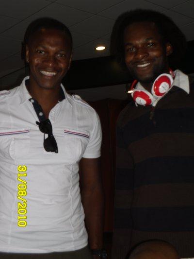Cedrick et Moi