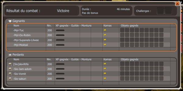 Goultarminator: Mylaise A VS Silouate B, Victoire Parfaite!