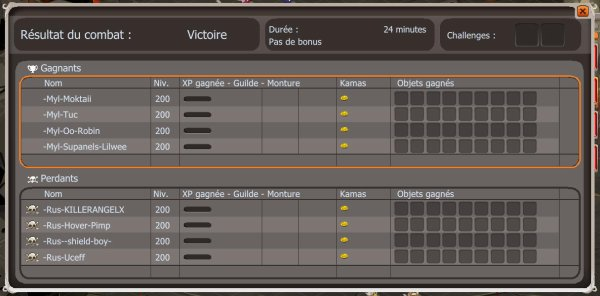 Goultarminator: Mylaise A VS Rushu B, Victoire Parfaite!