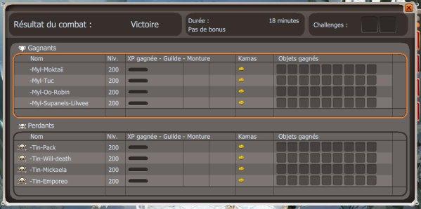 Goultarminator: Mylaise A VS Tinieblas C, Victoire Parfaite!