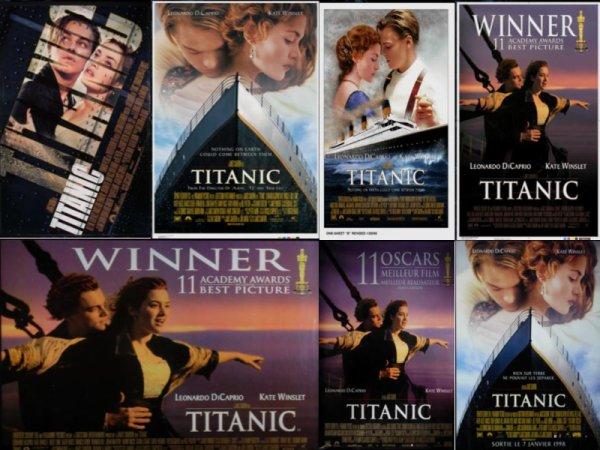 Toutes les affiches du films