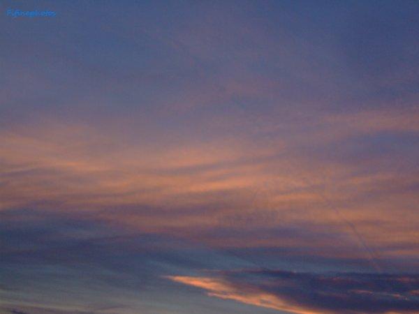 Un ciel fait de légèrté