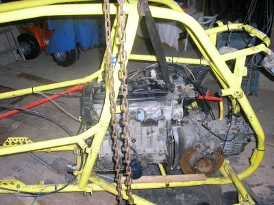 kart cross moteur ax