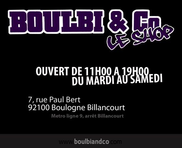 BOULBI&CO SHOP