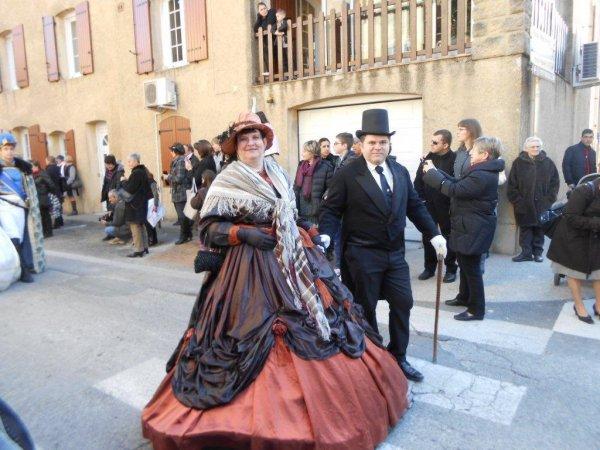 Défilé St Valentin Roquemaure